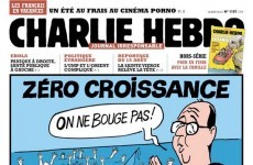 Man jailed for threatening shop selling Charlie Hebdo magazine