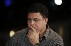 Former Brazil star Ronaldo ends association with UFC over 'unfair' Reebok deal