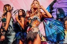 An Irish model walked in the Victoria's Secret Fashion Show last night… it's The Dredge