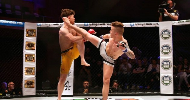 Seven fighting prospects who could make 2016 another good year for Irish MMA