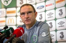Keep Martin! Keane backs O'Neill to stay on for another term with Ireland