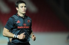 Munster's Van Den Heever banned for two Champions Cup games