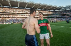 Inter-county tensions left behind when it comes to representing Ireland says Keegan
