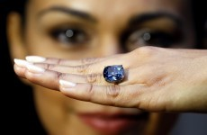 A tycoon bought this €45 million rare diamond for his 7-year-old daughter