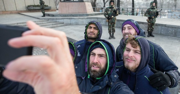 Letter from Russia: We've been to Siberia but we've never been to Scotland
