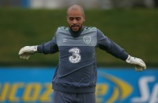 Darren Randolph on Ireland-Bosnia, Richie Towell and why he quit Twitter