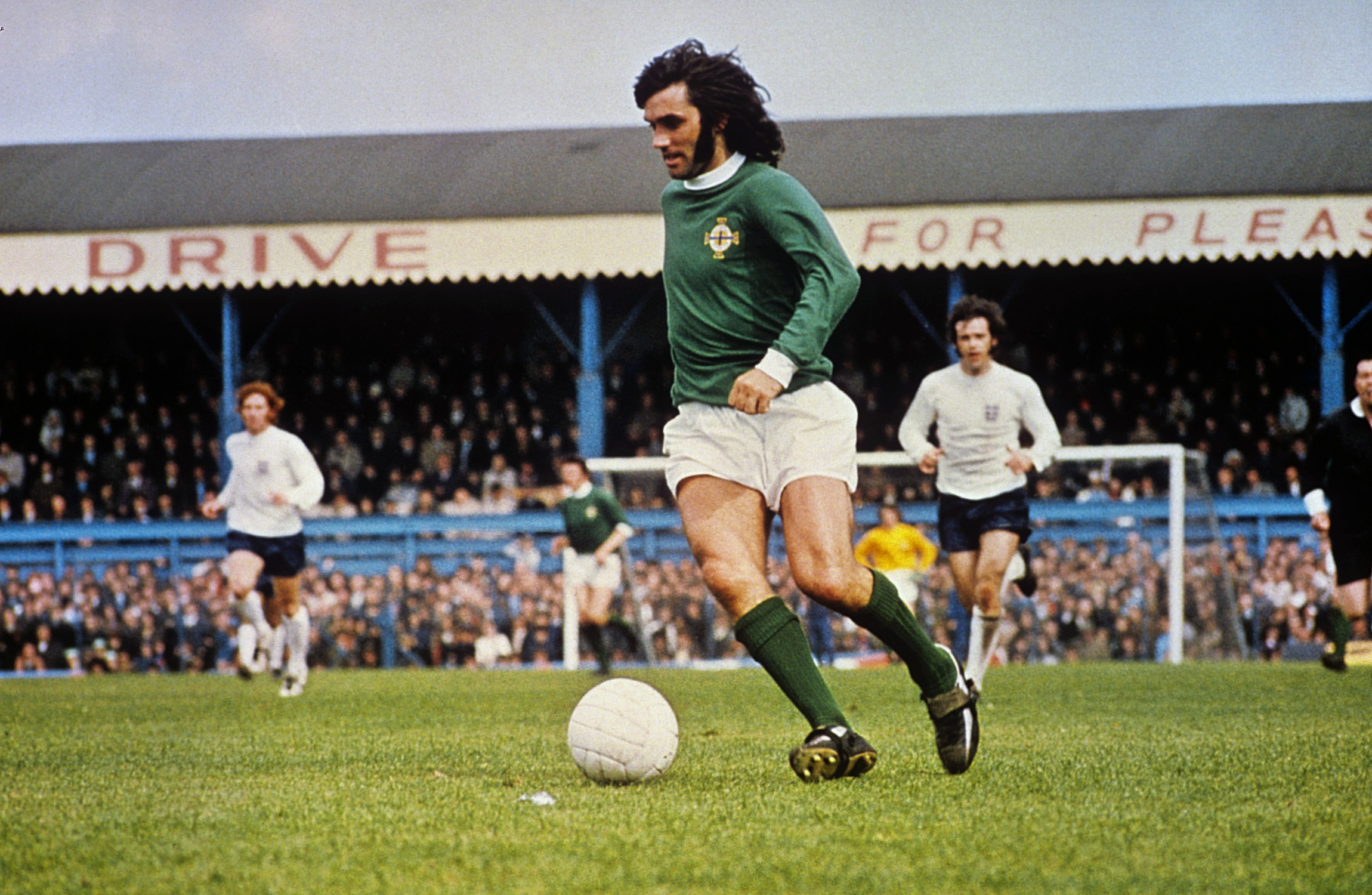 A long lost George Best art film is being revived later this month