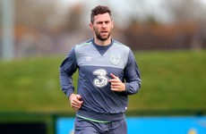 Murphy and Ward get the nod as O'Neill picks his starting XI for Euro 2016 play-off