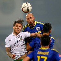 Player ratings: how the Boys in Green fared against Bosnia tonight