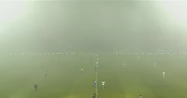 In pics: We hadn't the foggiest what was going on in the Bosnia-Ireland game tonight