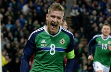 Northern Ireland win their first friendly in over 7 years
