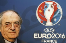 French football chief admits Euro 2016 concerns after Paris attacks