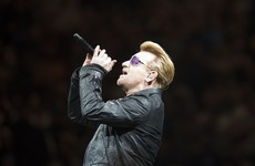 U2′s Paris gigs have been cancelled