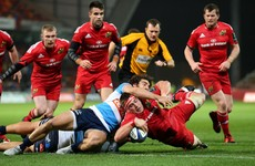 Zebo seals late bonus point for Munster in torrid Thomond Park conditions