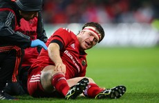 'It's not nice to finish with 14 men': Munster face anxious wait as hooker injuries assessed