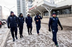 Connacht stuck in Siberia for another night after technical fault delays journey home