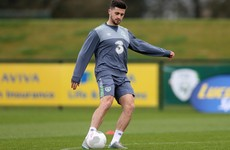 Long and O'Shea back in training but Martin O'Neill wary of expecting too much