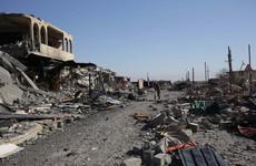 Troops find bodies of 78 elderly women in Islamic State mass grave