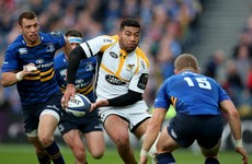 Charles Piutau gave Ulster fans an exciting glimpse of the future in Dublin