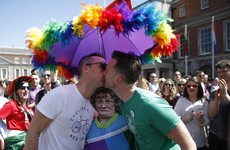 Same-sex couples can get married in Ireland from today