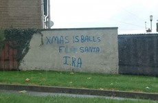 Strabane is really getting into the Christmas spirit (NSFW)