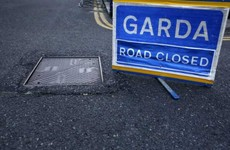 Three gardaí in hospital after garda car crashed into wall while responding to a call
