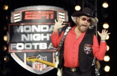 WATCH: Legendary country singer Hank Williams Jr compares Obama to Hitler