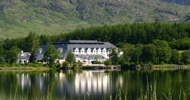 This Irish hotel has an almost perfect score online – take a look around here