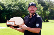'I've been dreaming of this day' - Emotional McDowell savours landmark victory