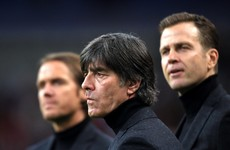 Friendly will be 'symbol of freedom': Germany's Loew