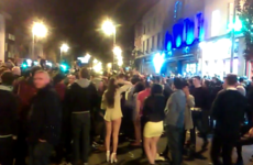 These were the scenes on Camden Street last night after Ireland's victory