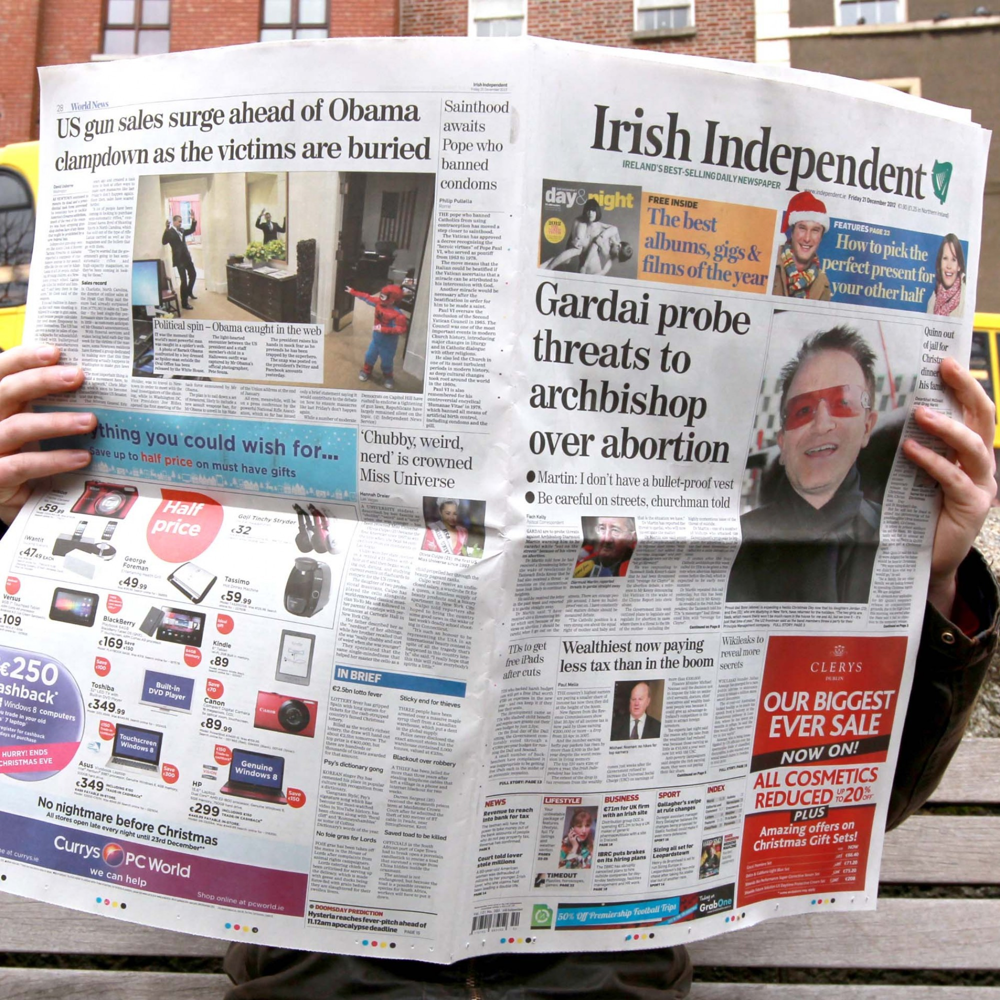 Ireland's biggest publisher has finally stopped getting smaller