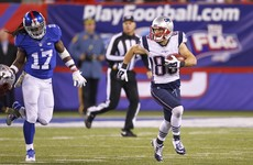 Brady's speed and Amendola's awareness the reason the Patriots are still undefeated