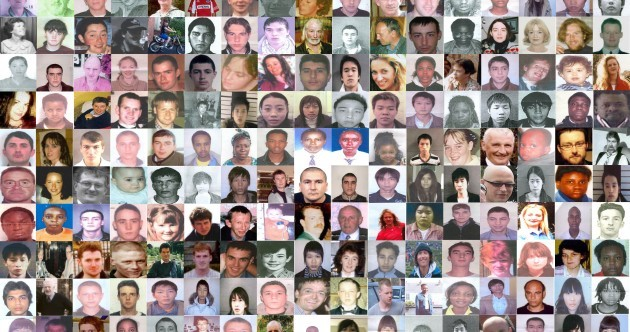 Ireland's missing people: The numbers behind the heartbreak