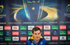 'Probably the worst day most of us have had in a Leinster jersey': Wasps defeat still stings Johnny Sexton