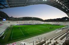 Munster's game against Stade Français in Paris has been postponed
