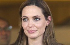 Video: Angelina Jolie reassessing role with UN agency