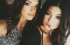 A woman was arrested for chucking eggs at Kendall and Kylie Jenner… it's the Dredge