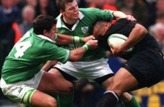 Jonah Lomu had all the qualities you could wish for in a hero — Brian O'Driscoll