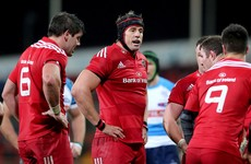 Chisholm and Munster move on from postponed trip to Paris