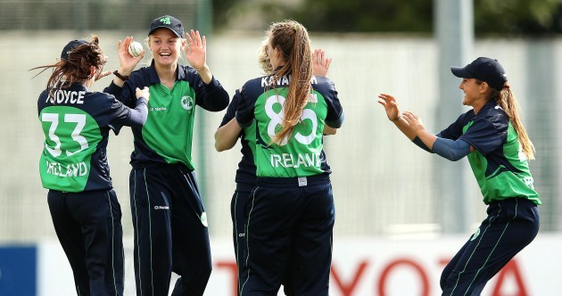 Breaking boundaries and changing the game – how Ireland are defying their amateur status