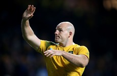 IRFU block Munster's move to sign Australia captain Stephen Moore