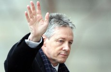 The political world has been paying tribute to Peter Robinson