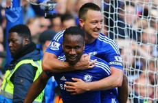 Drogba: I thought Terry was a Chelsea reserve!