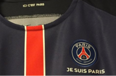Paris Saint-Germain will pay a sweet tribute to the victims of last Friday's terror attacks