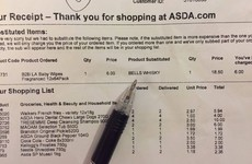 One lucky online shopper just got the best substitution ever