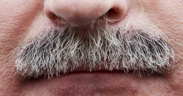 Revealed: How Willie O'Dea almost got rid of his famous 'tache