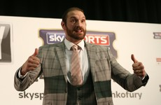 Tyson Fury's 'disturbed' mental state & David Simon on baseball; the week's best sportswriting