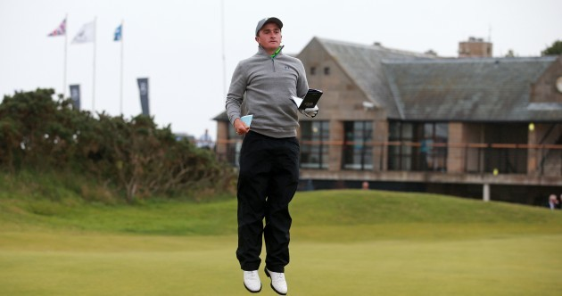 We'll Leave It There So: Paul Dunne continues meteoric rise, McCaw retires & all today's sport