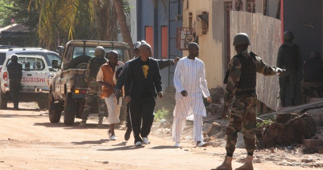 Al-Qaeda linked group kills 27 after nine-hour Mali hotel siege